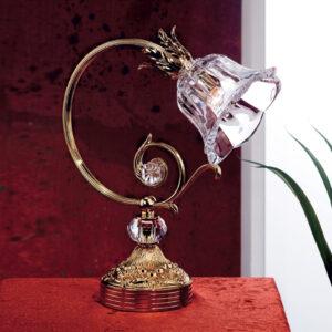 Romantisk bordslampa KAISA